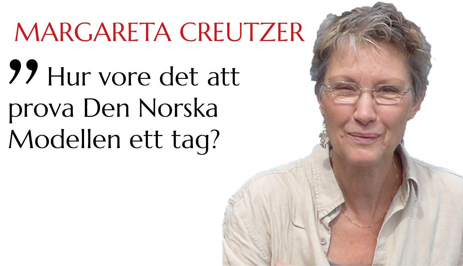 Alla älskar den svenska modellen